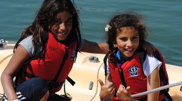 Come along to our Open Day on Sunday 17 May, 9.30 - 4.00, as part of RYA Push The Boat Out Day and National Go Canoeing Week