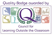 Learning Outside the Classroom - Quality Badge