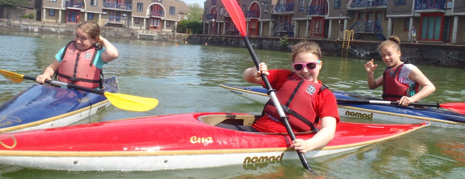 Girls Can Adventure!  Join our girls sessions on Wednesday evenings throughout the year.
